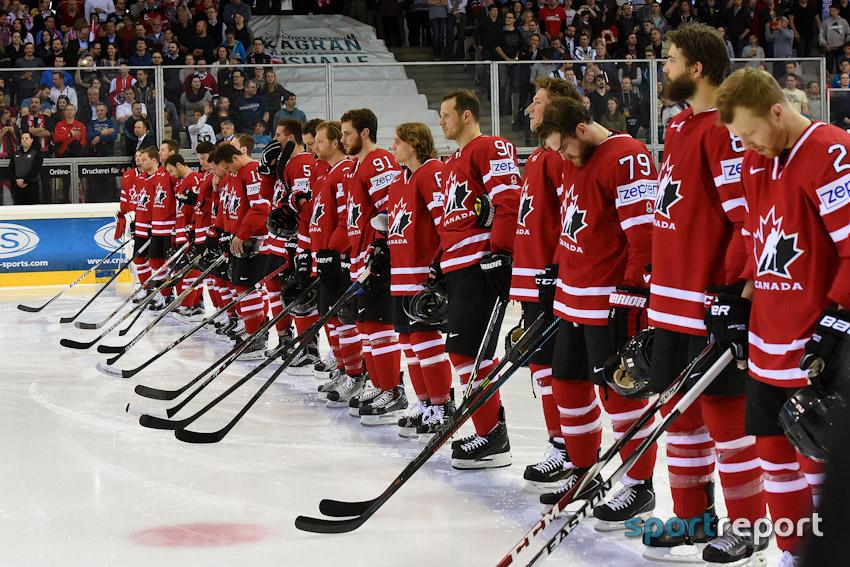Eishockey, Kanada, Hockey Canada, Canada, Team Canada, Eishockey-WM, Eishockey-WM 2017, Paris, Köln, Roster, Kader, Spieler, Aufstellung