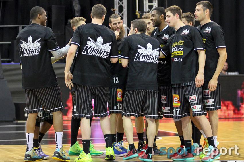 BC Zepter Vienna, magnofit Güssing Knights, Admiral Dome, Snickers Playoff