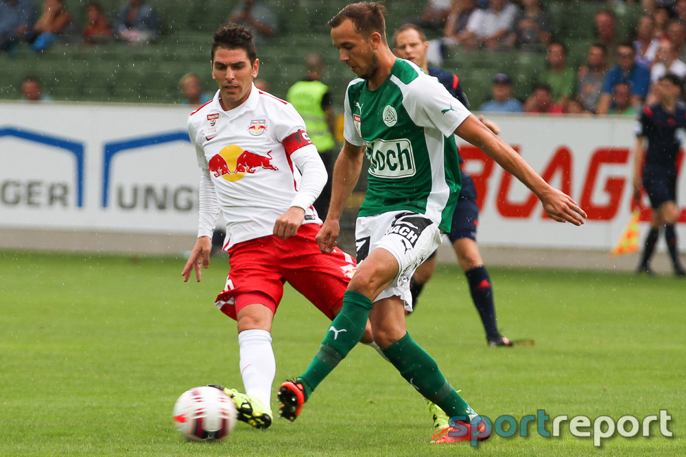 Österreich, Fußball, tipico Bundesliga, SV Mattersburg, FC Red Bull Salzburg, 1. Runde