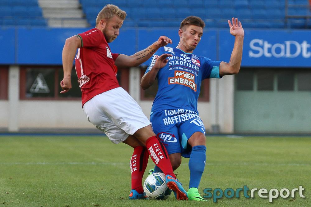 Österreich, Fußball, Sky Go Erste Liga, FAC, FC Wacker Innsbruck, 2. Runde