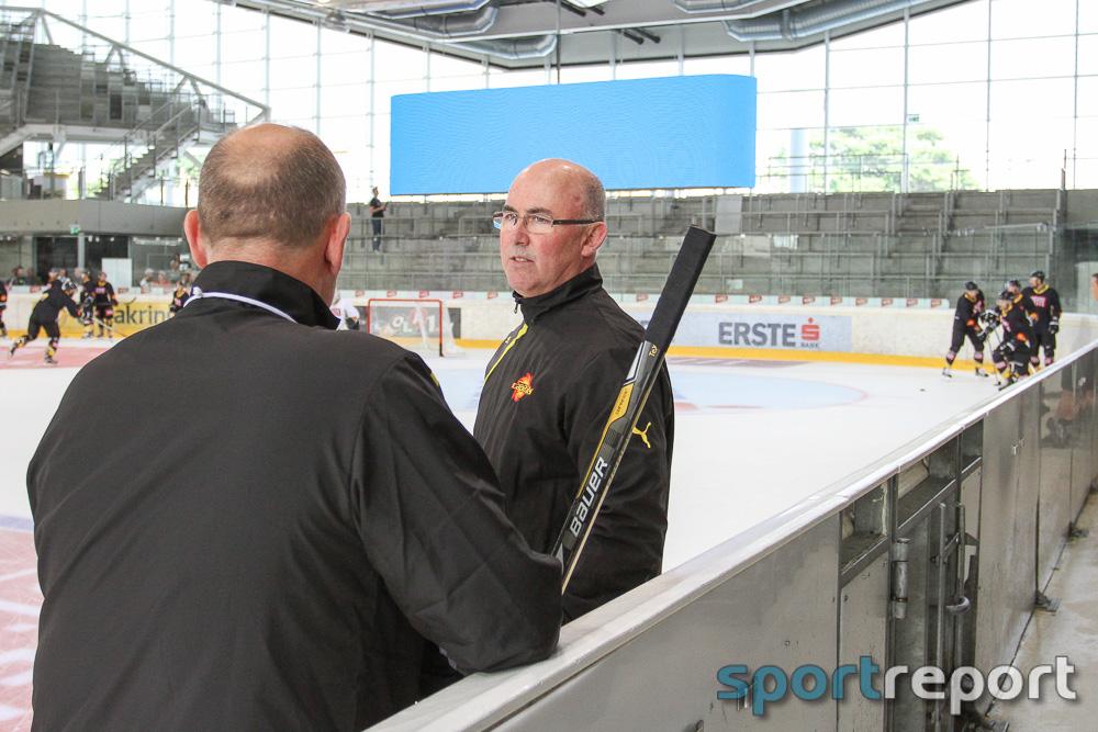 Ex-Vienna Capitals Co-Trainer Rick Nasheim wird TV-Experte