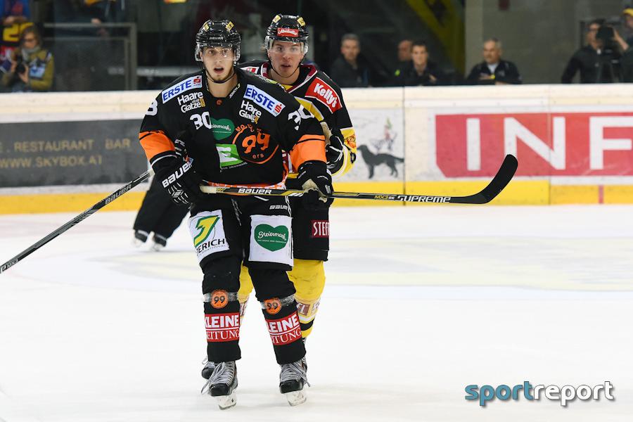 Eishockey, EBEL, Erste Bank Eishockey Liga, Graz99ers, VSV