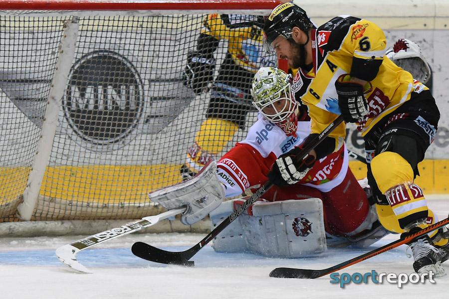 Eishockey, Erste Bank Eishockey League, EBEL, Pick Round, Zwischenrunde, 4. Runde, Vienna Capitals, HCB Südtirol, Vienna Capitals vs. HCB Südtirol, Bericht, Spielbericht, Report - Foto © Sportreport