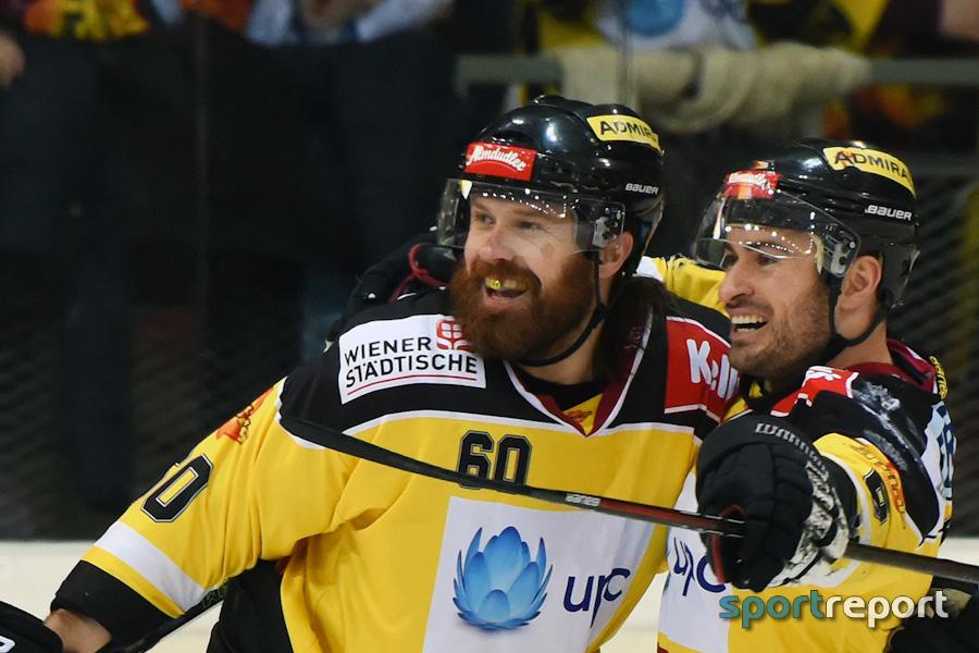 Eishockey, Erste Bank Eishockey Liga, EBEL, #EBEL, VSV, #VSV, HCB Südtirol, Vienna Capitals, Red Bull Salzburg, Ryan Glenn, Troy Milam