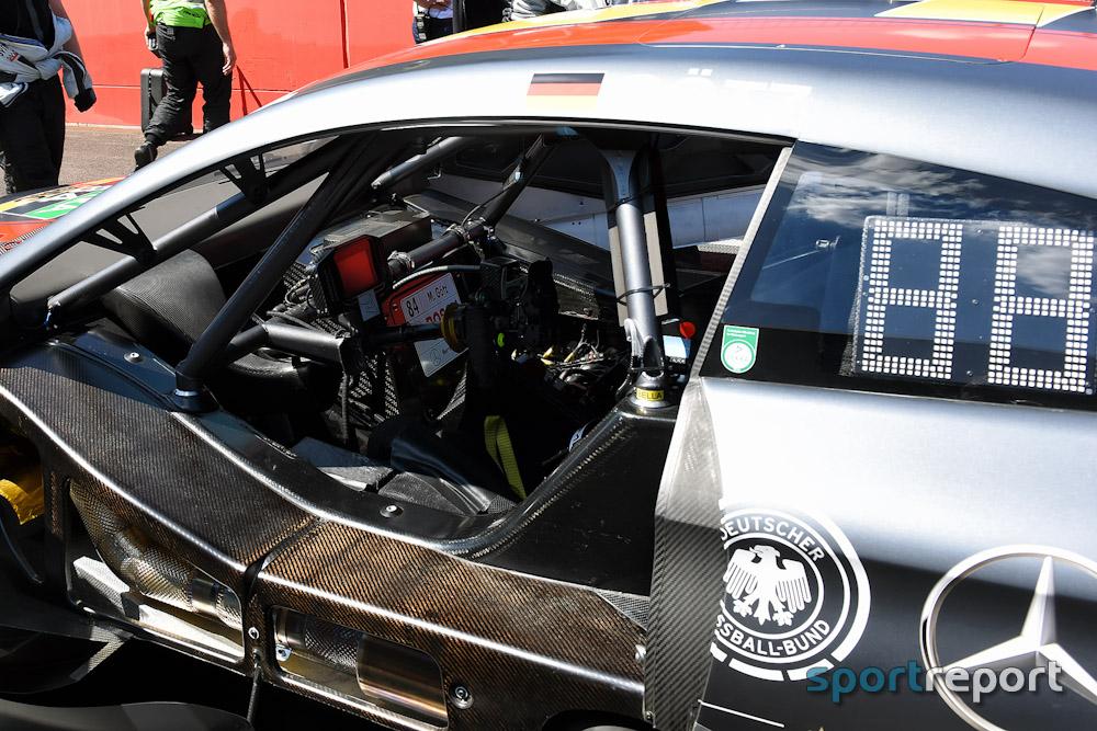 Maro Engel gewinnt in Moskau sensationell sein erstes DTM-Rennen