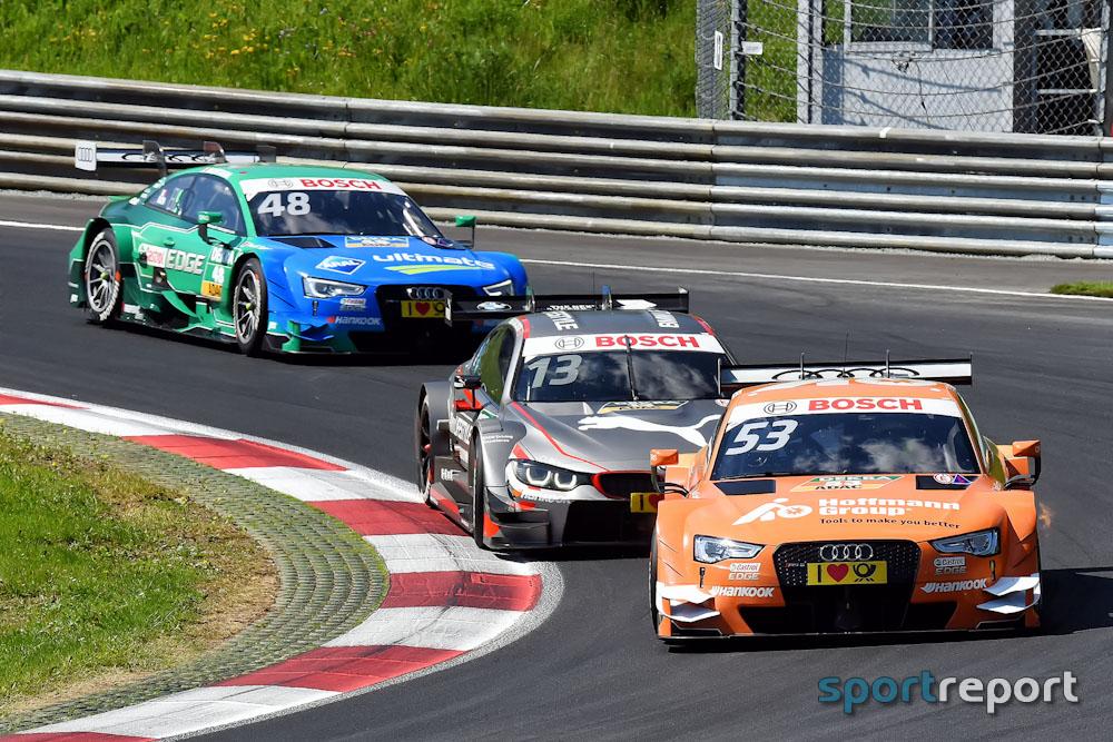 Motorsport Festival auf dem Lausitzring - die DTM kommt