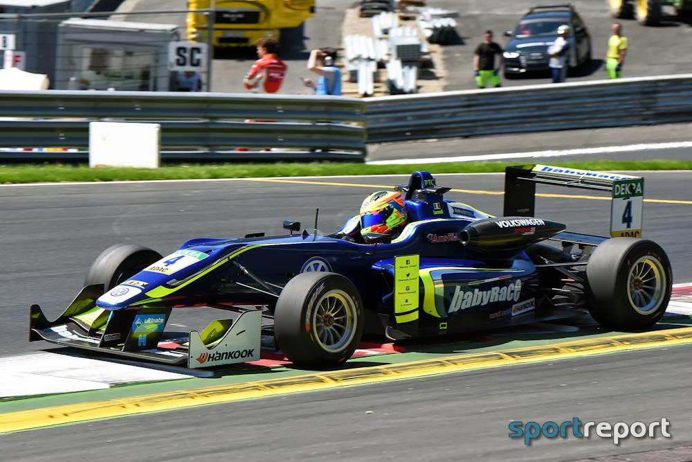 Lance Stroll und George Russell triumphieren bei Formel 3 in Spa