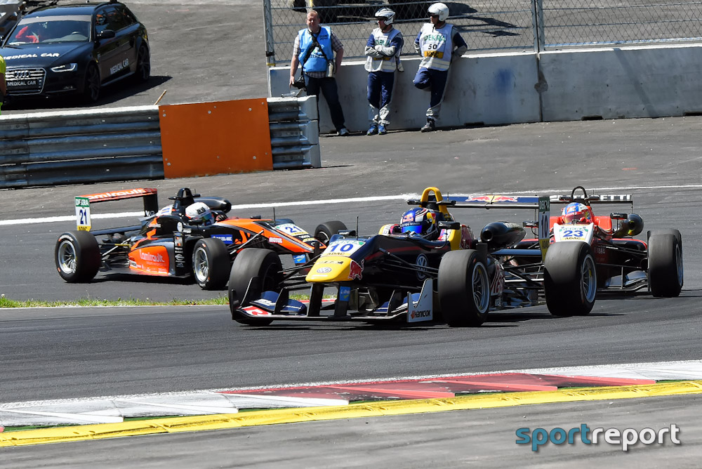Enges Formel 3 Qualifying in Zandvoort – Norris holt Pole Position
