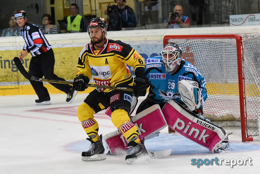 Vienna Capitals, Black Wings Linz