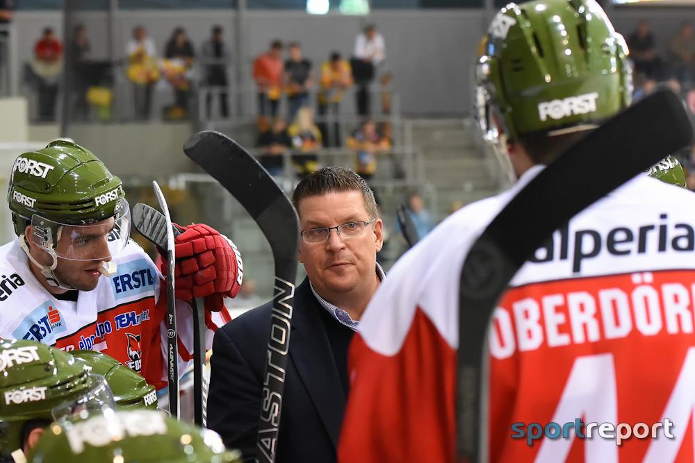 Eishockey, EBEL, Erste Bank Eishockey Liga, HC Bozen, VSV, HC Bozen vs. VSV