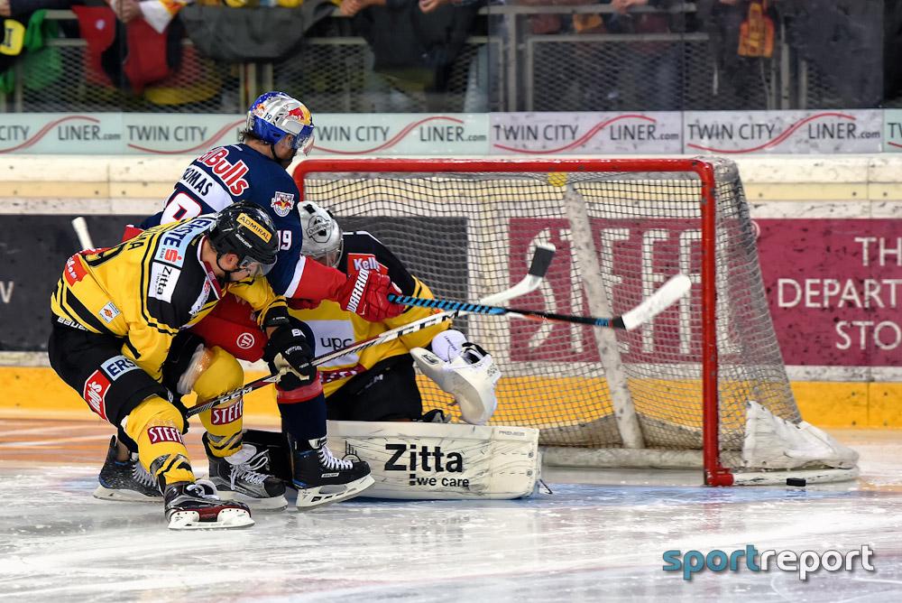 Eishockey, EBEL, Erste Bank Eishockey Liga, Vienna Capitals, Red Bull Salzburg