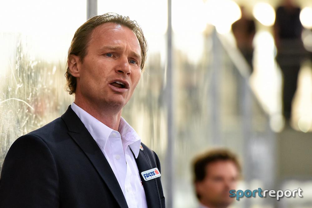 Eishockey, EBEL, Erste Bank Eishockey Liga, Red Bull Salzburg, Greg Poss