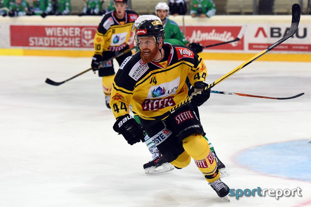 Eishockey, EBEL, Erste Bank Eishockey Liga, Vienna Capitals, Olimpija Ljubljana, Vienna Capitals vs. Olimpija Ljubljana