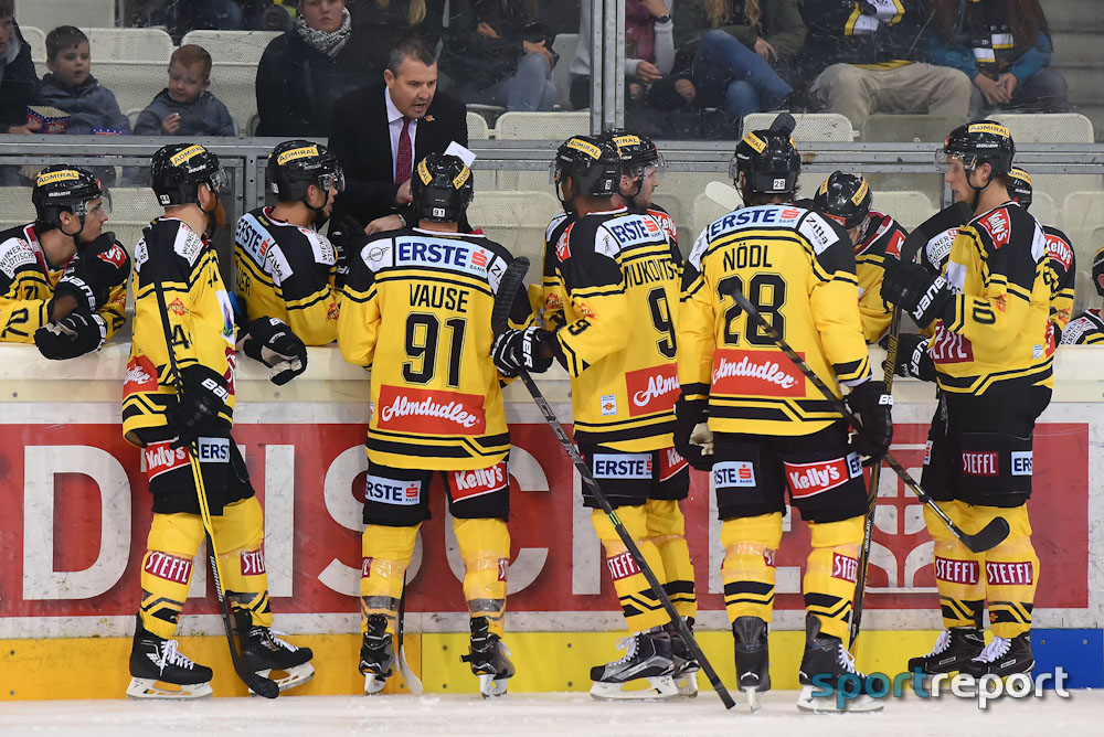 Eishockey, EBEL, Erste Bank Eishockey Liga, #EBEL, #VIC, #HCI, #VICHCI, Vienna Capitals, HC Innsbruck, Vienna Capitals vs. HC Innsbruck, Vorbericht, Preview, Champions Hockey League