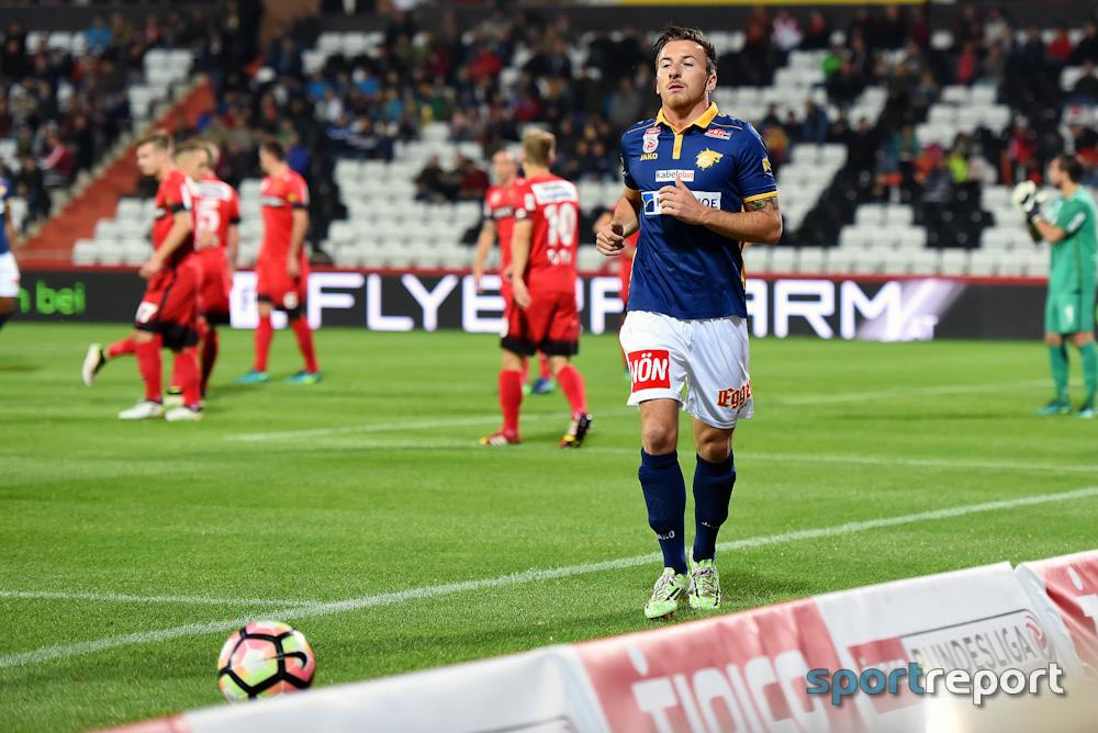 Fußball, Bundesliga, Tipico Bundeslig, 22. Runde, SKN St. Pölten, SCR Altach