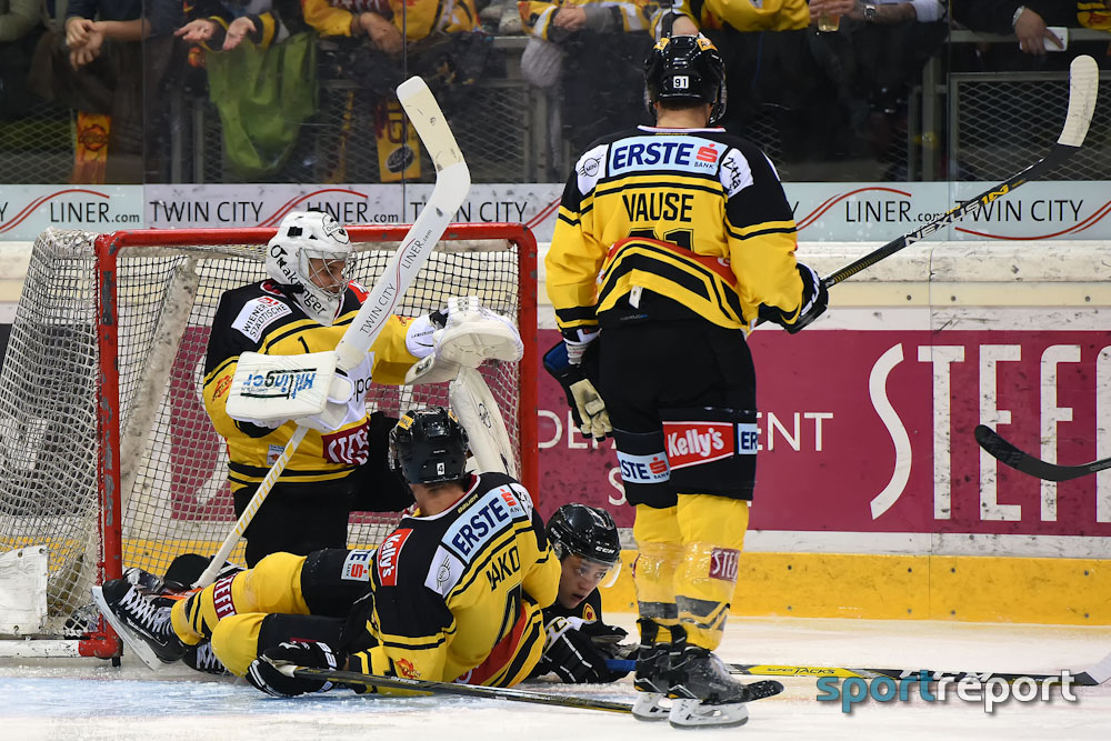 Eishockey, EBEL, Erste Bank Eishockey Liga, Vienna Capitals, Dornbirn, Dornbirn vs. Vienna Capitals