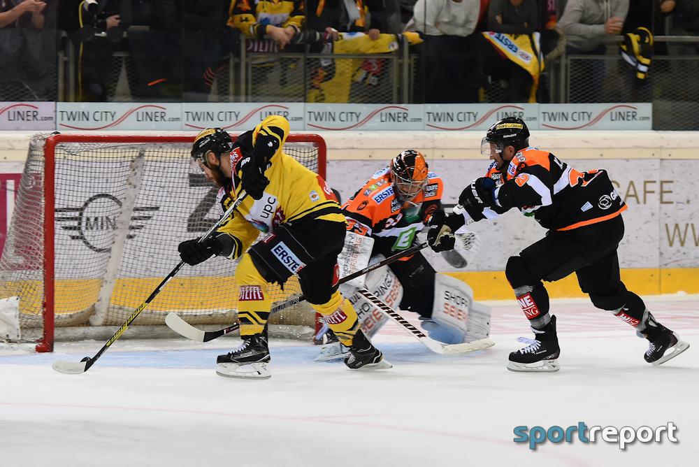 Eishockey, EBEL, Erste Bank Eishockey Liga, Capitals, Vienna Capitals, Graz, Graz 99ers, Graz 99ers vs. Vienna Capitals