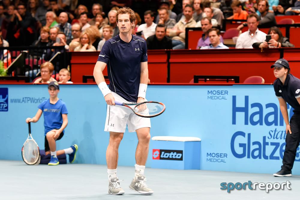 Tennis, Erste Bank Open, Erste Bank Open 500, Andy Murray, Jo-Wilfried Tsonga, Wiener Stadthalle