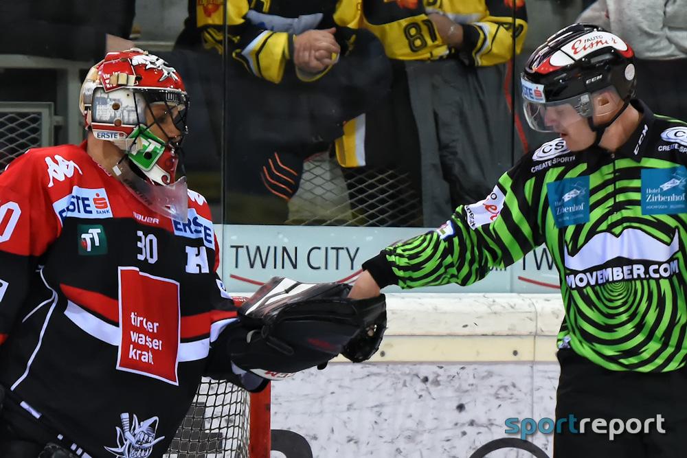 Eishockey, HC TWK Innsbruck, HC TWK Innsbruck vs. Olimpija Ljubljana, #HCI, #OLL, #HCIOLL, #EBEL, Erste Bank Eishockey Liga, Vorbericht, Preview