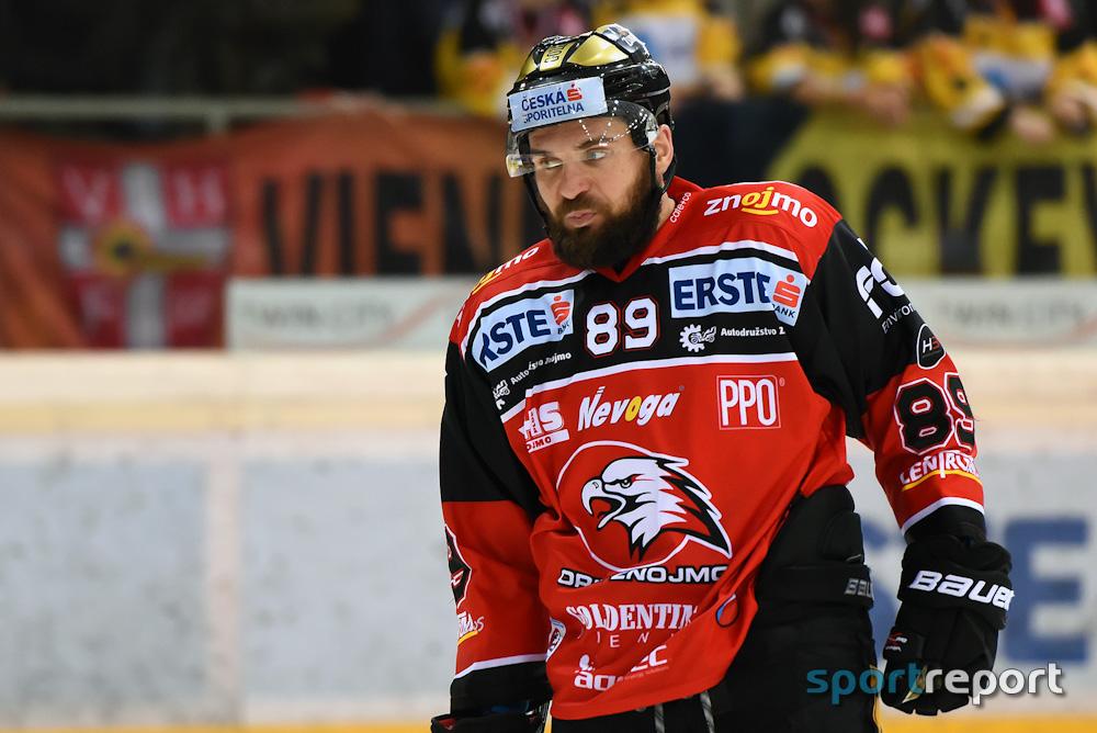 Eishockey, EBEL, Erste Bank Eishockey Liga, DOPS, Znojmo, Orli Znojmo, Lattner, Jan Lattner, Sperre