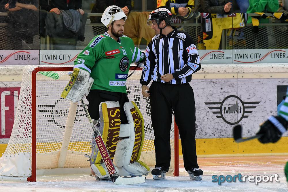 Eishockey, EBEL, Erste Bank Eishockey Liga, Dornbirner EC, Olimpija Ljubljana, Dornbirner EC vs. Olimpija Ljubljanalulu