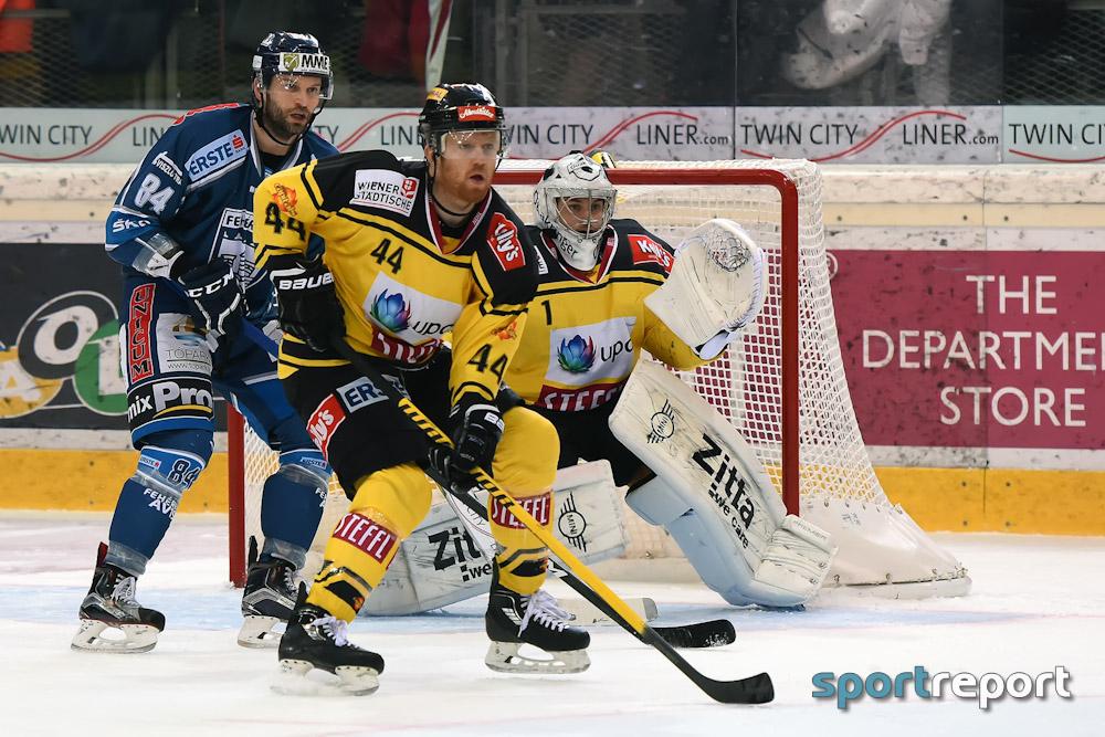 Eishockey, EBEL, Erste Bank Eishockey Liga, Vienna Capitals, Fehervar, Vienna Capitals vs. Fehervar