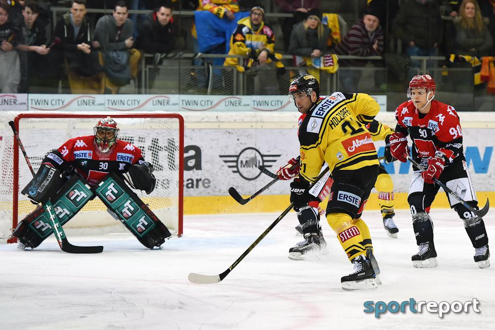 Eishockey, EBEL, Erste Bank Eishockey Liga, Vienna Capitals, HC Innsbruck, Pick-Round