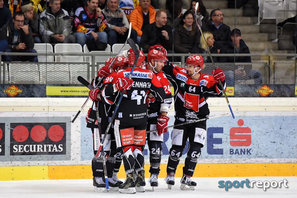 HC Innsbruck, Black Wings Linz