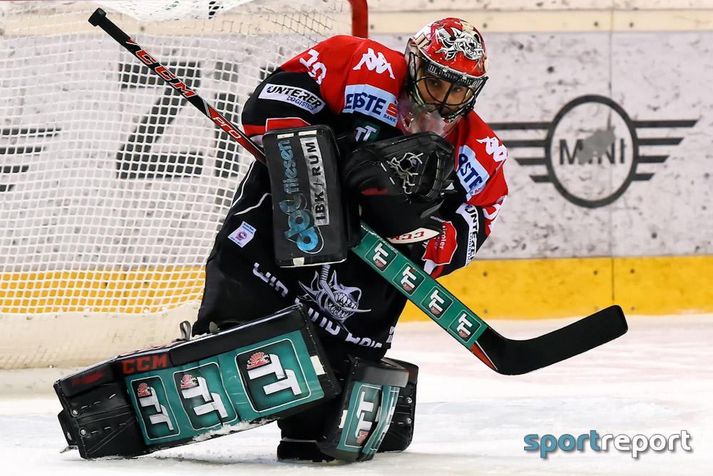 Eishockey, EBEL, Erste Bank Eishockey Liga, HC Innsbruck, HCB Südtirol,