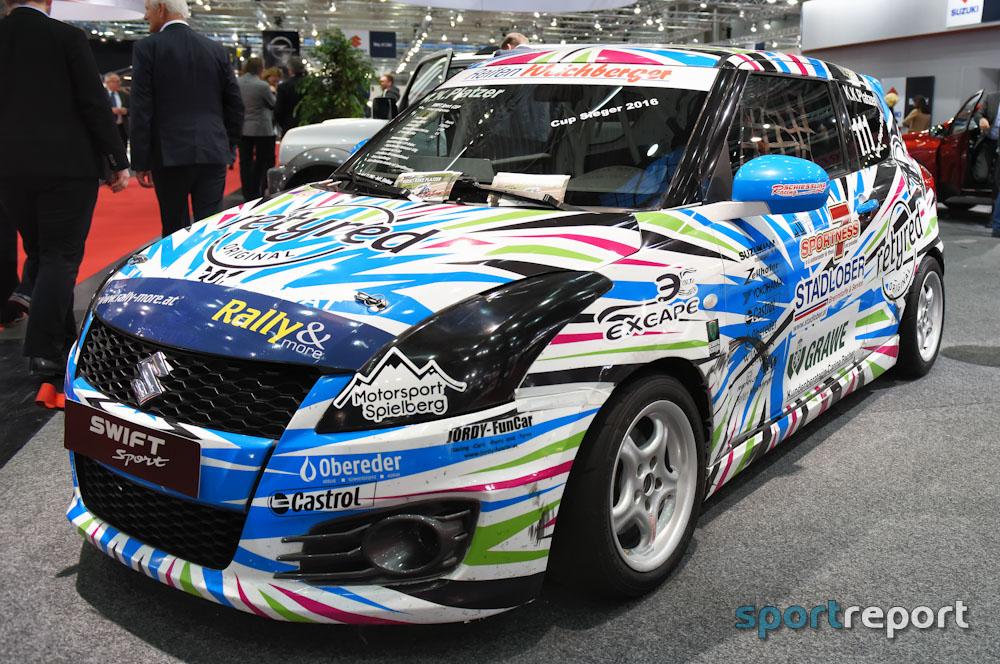 Waldviertel Rallyesprint, Austrian Rallye Challenge, ARC, Hermann Neubauer  - Foto © Sportreport