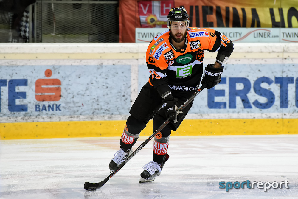 Eishockey, VSV, Transfer, Kyle Beach, EBEL, Erste Bank Eishockey Liga, EC Villacher SV, Kyle Beach, Graz99ers, #EBEL