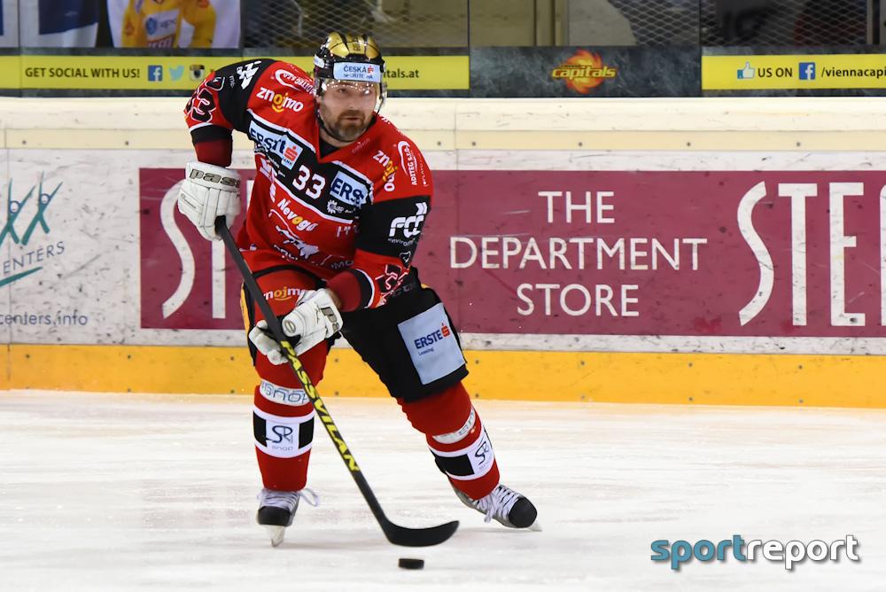 Eishockey, EBEL, Erste Bank Eishockey Liga, Orli Znojmo, Olimpija Ljubljana