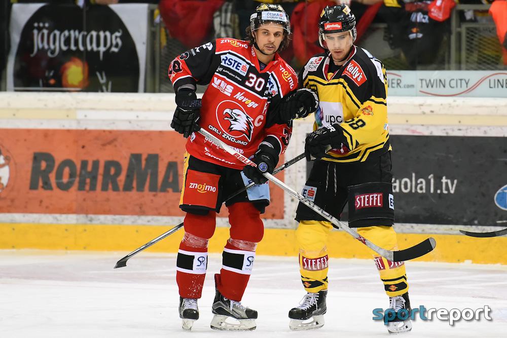 Eishockey, EBEL, Erste Bank Eishockey Liga, Jiri Beroun, Miroslav Frycer