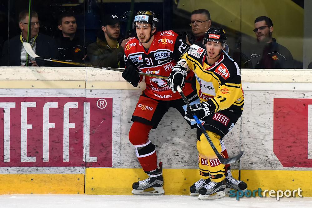 Eishockey, EBEL, Erste Bank Eishockey Liga, Vienna Capitals, Orli Znojmo, 9. Runde, Orli Znojmo vs. Vienna Capitals, Ostderby