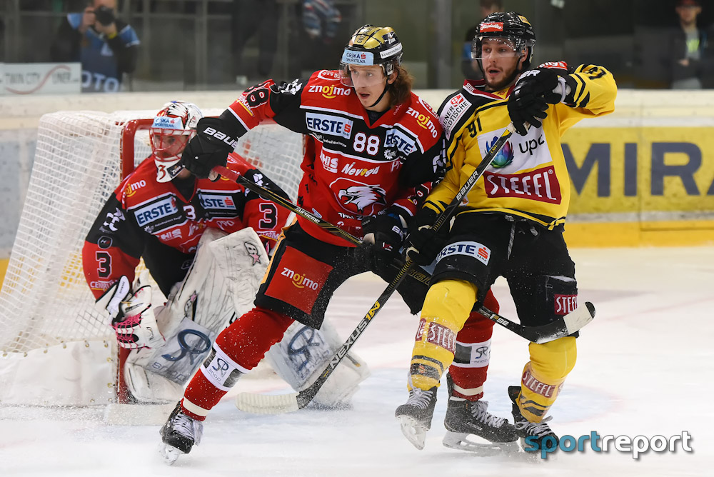 Eishockey, EBEL, Erste Bank Eishockey Liga, Orli Znojmo, Tschechien, Nationalteam, Libor Sulak