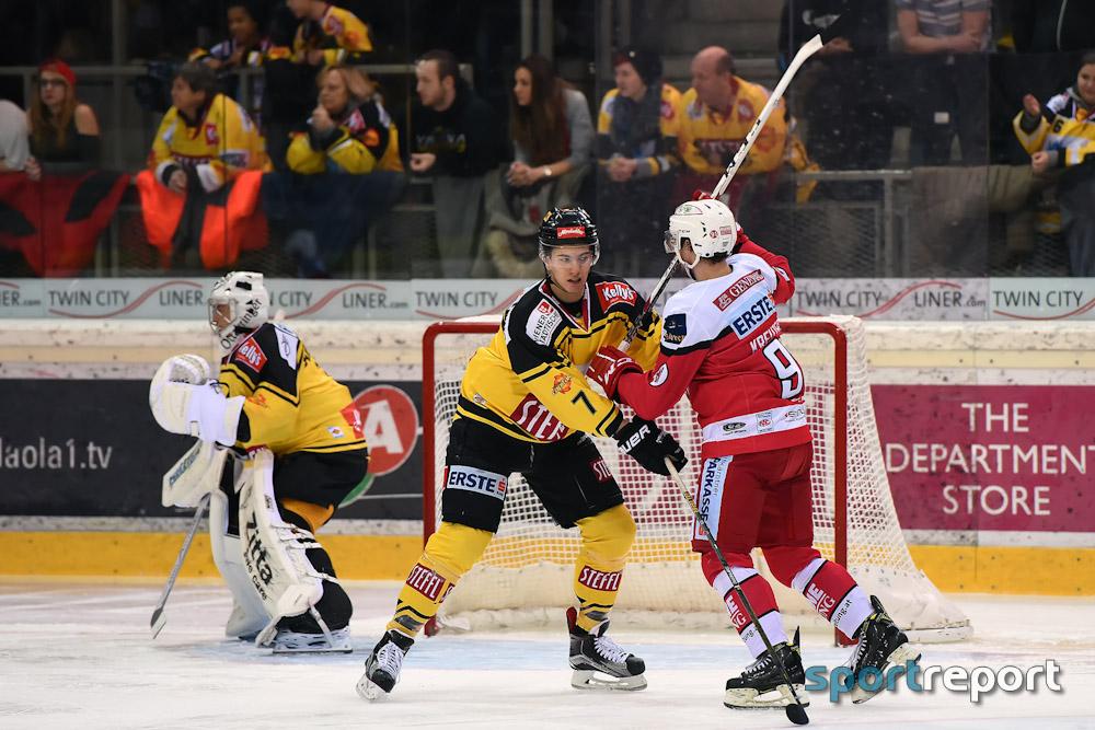 Eishockey, EBEL, Erste Bank Eishockey Liga, Vienna Capitals, KAC, Vienna Capitals vs. KAC, Finale