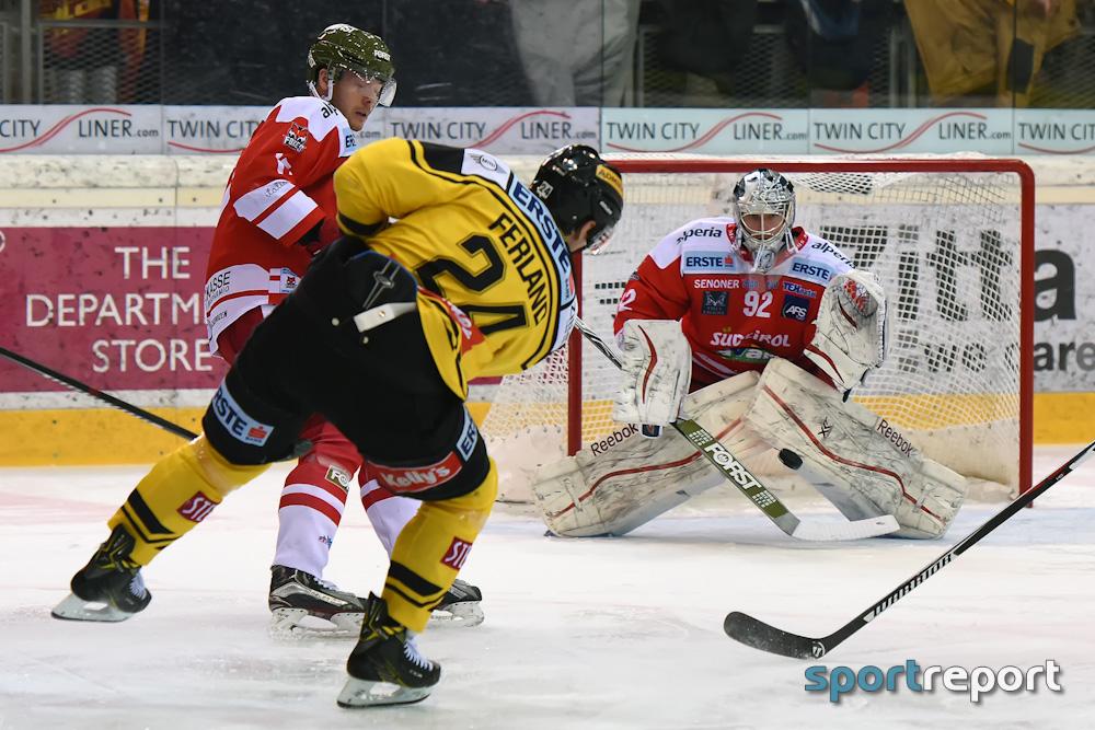 Eishockey, EBEL, Erste Bank Eishockey Liga, Vienna Capitals, HCB Südtirol, Vienna Capitals vs. HCB Südtirol