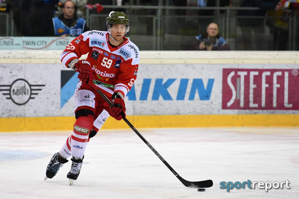 Eishockey, EBEL, Erste Bank Eishockey Liga, Black Wings Linz, HCB Südtirol