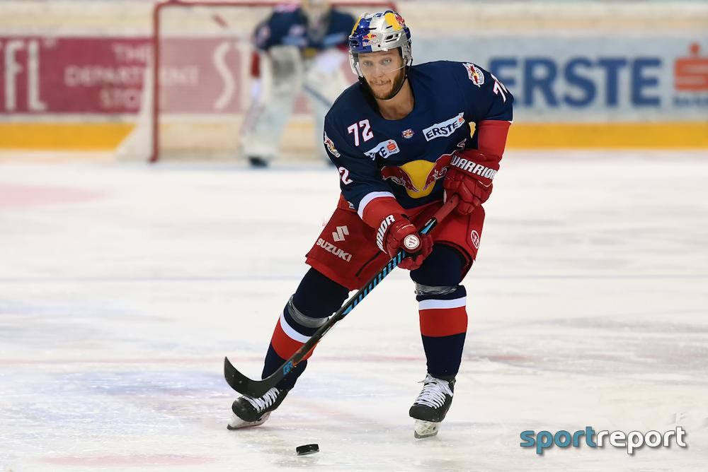 Eishockey, EBEL, Erste Bank Eishockey Liga, KAC, Red Bull Salzburg, KAC vs. Red Bull Salzburg