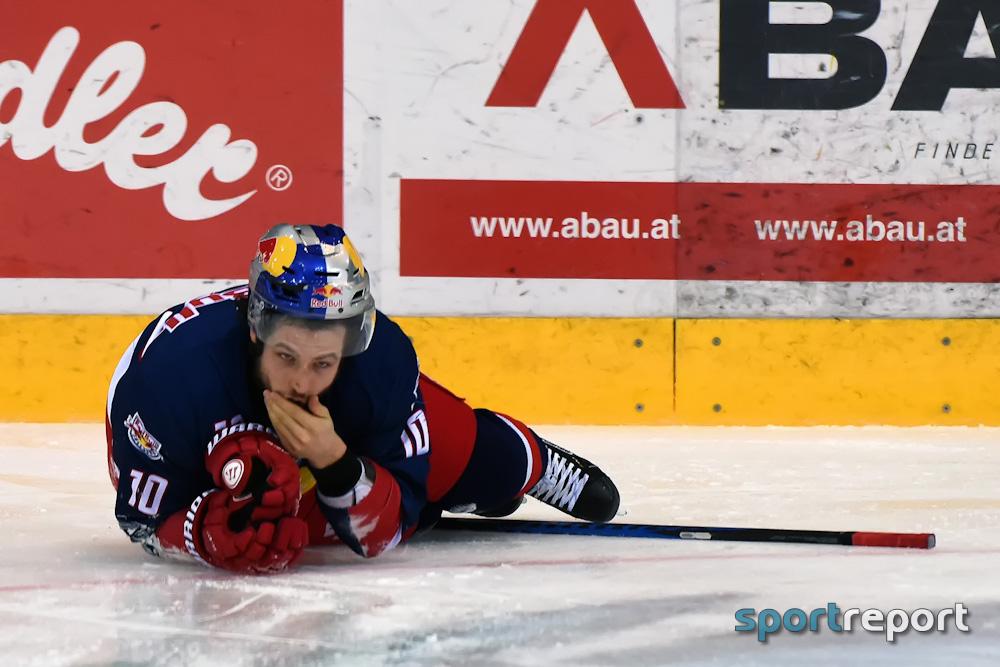 Eishockey, EBEL, Erste Bank Eishockey Liga, Red Bull Salzburg, KAC, KAC vs. Red Bull Salzburg