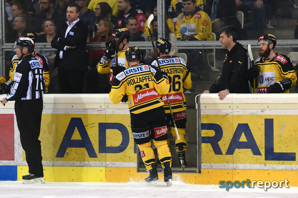 Eishockey, EBEL, Erste Bank Eishockey Liga, Vienna Capitals, Serge Aubin, Trainingsauftakt, Leistungstests
