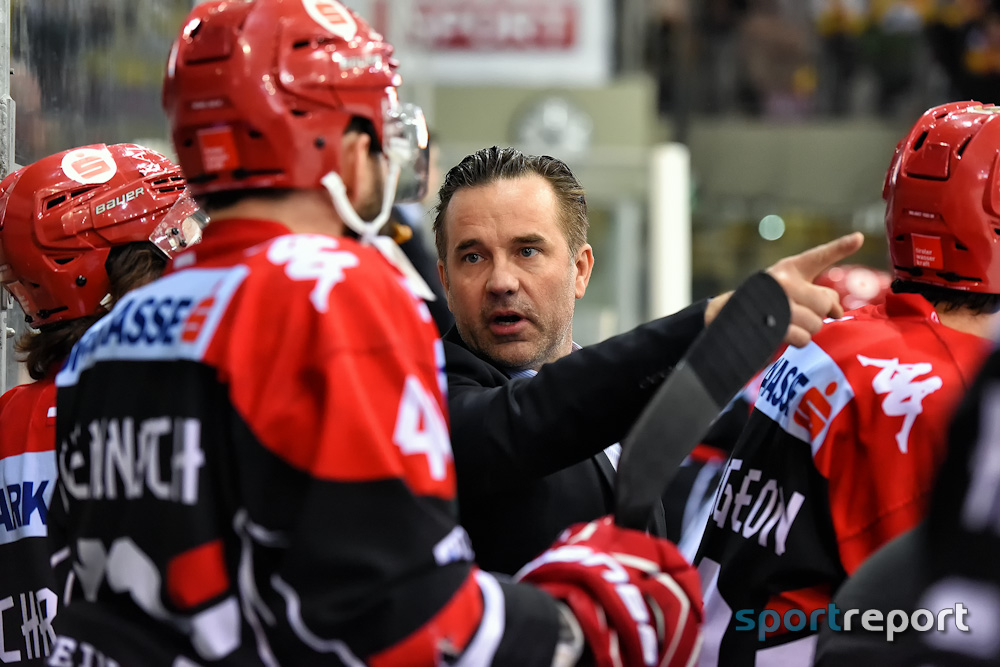 Eishockey, EBEL, Erste Bank Eishockey Liga, HC Innsbruck, Black Wings Linz, Black Wings Linz vs. HC Innsbruck