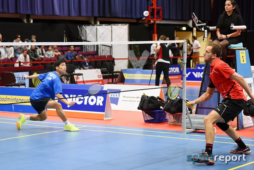 ÖBV, Badminton, Austrian Open - Foto © Sportreport