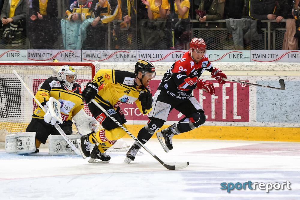 Eishockey, EBEL, Erste Bank Eishockey Liga, Mario Huber, HC Innsbruck, Red Bull Salzburg