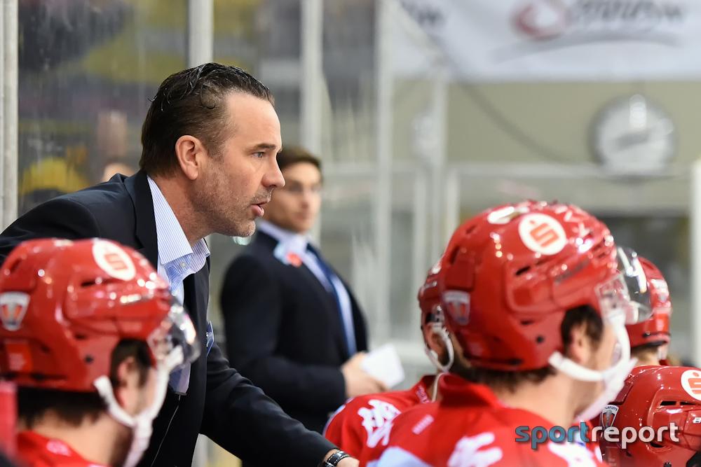 Eishockey, EBEL, Erste Bank Eishockey Liga, HC Innsbruck, Jeremie Blain