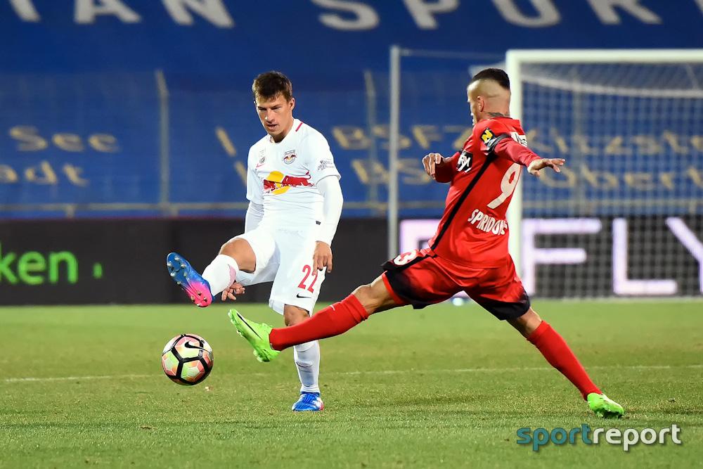 Fußball, SSC Napoli, Red Bull Salzburg, Stefan Lainer, tipico Bundesliga, Italien, Serie A