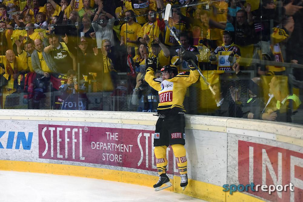 Eishockey, EBEL, Erste Bank Eishockey Liga, Vienna Capitals, KAC, Finale