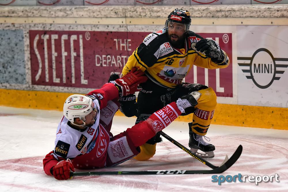 Eishockey, Vienna Capitals, EBEL, Erste Bank Eishockey Liga, Playoffs, #EBEL, Finale, Spiel Zwei, KAC, Vienna Capitals vs. KAC, KAC vs. Vienna Capitals