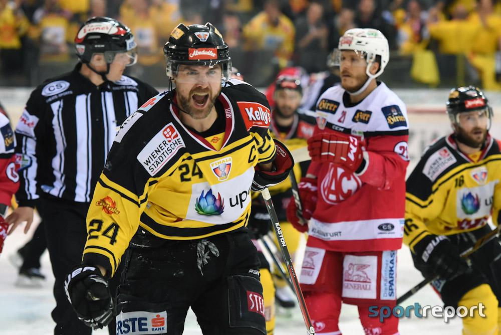 Eishockey, EBEL, Erste Bank Eishockey Liga, Vienna Capitals, Dornbirner EC, Black Wings Linz, KAC, Testspiele