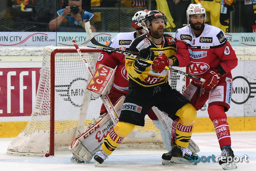Eishockey, EBEL, Kevin Kapstad